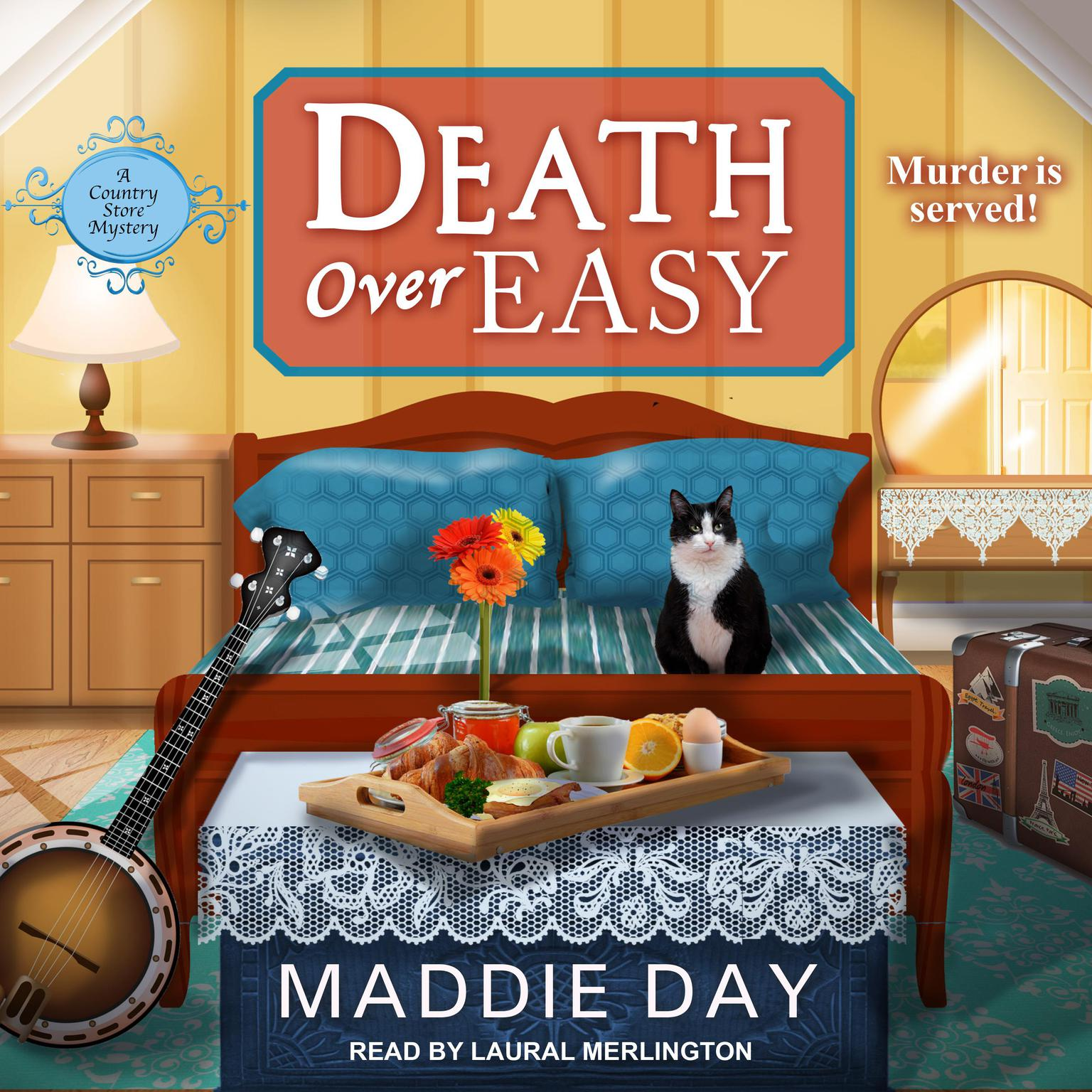 Death Over Easy Audiobook, by Maddie Day