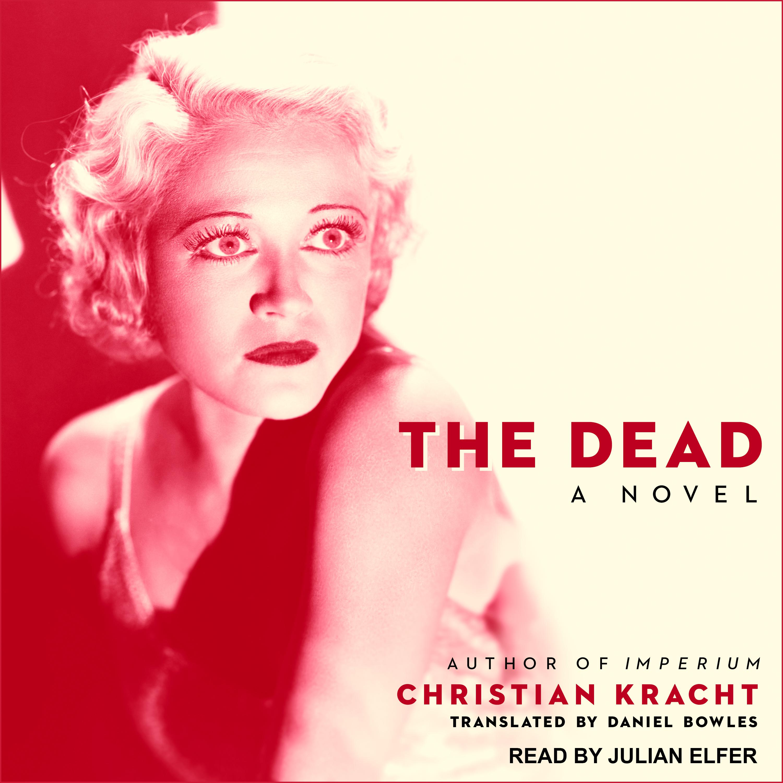 Printable The Dead: A Novel Audiobook Cover Art