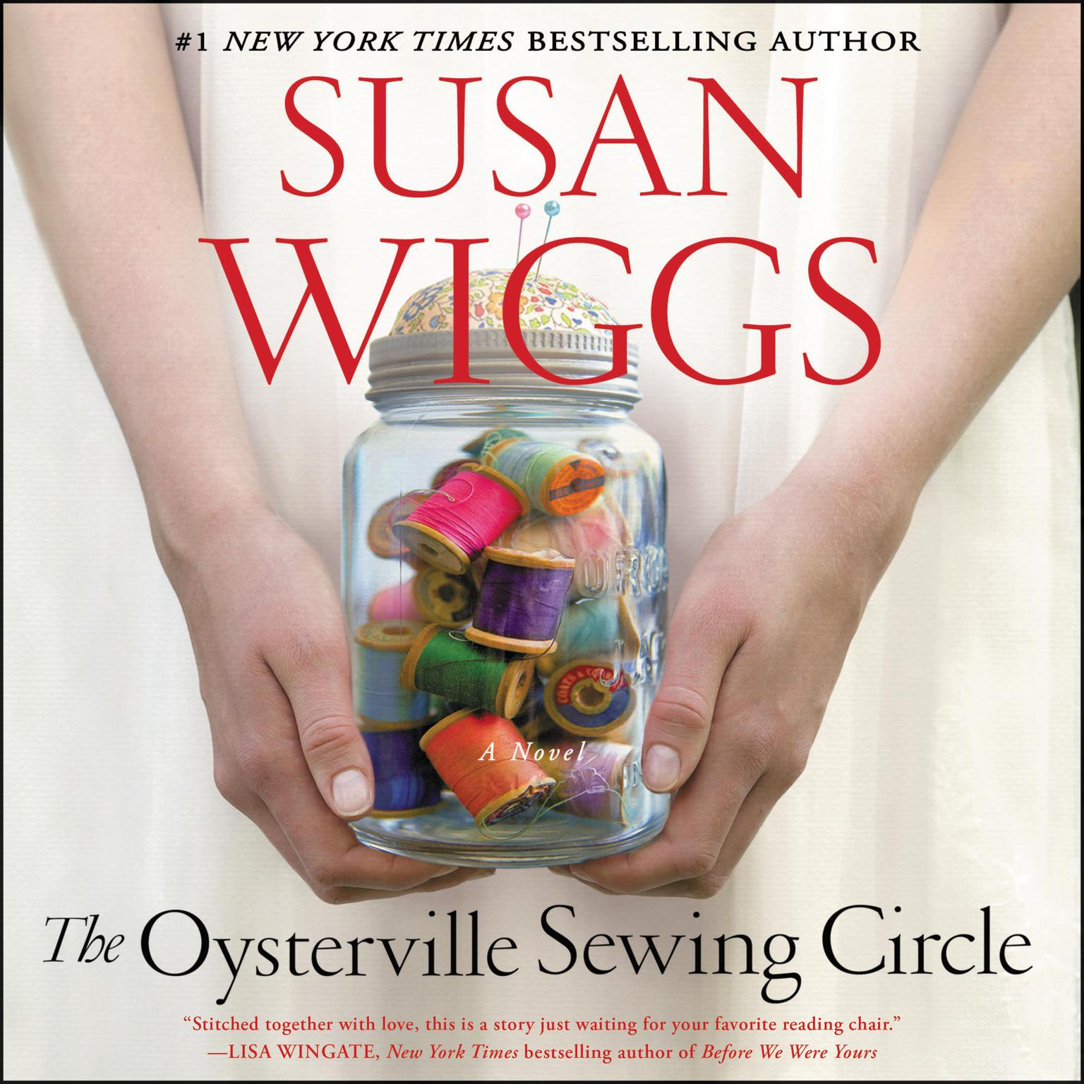 Printable The Oysterville Sewing Circle: A Novel Audiobook Cover Art