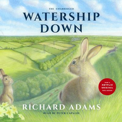 Watership Down Audiobook, by Richard Adams