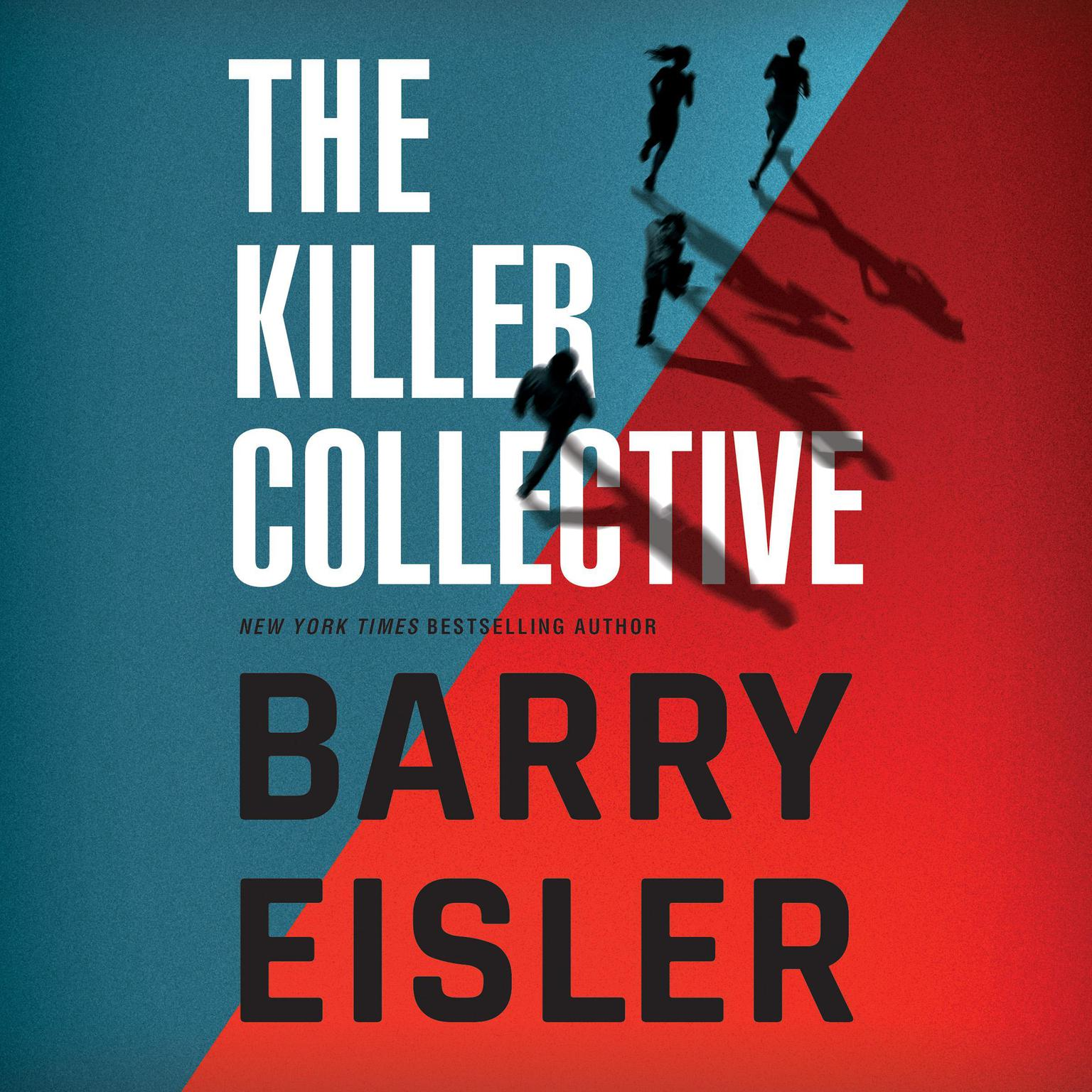 Printable The Killer Collective Audiobook Cover Art