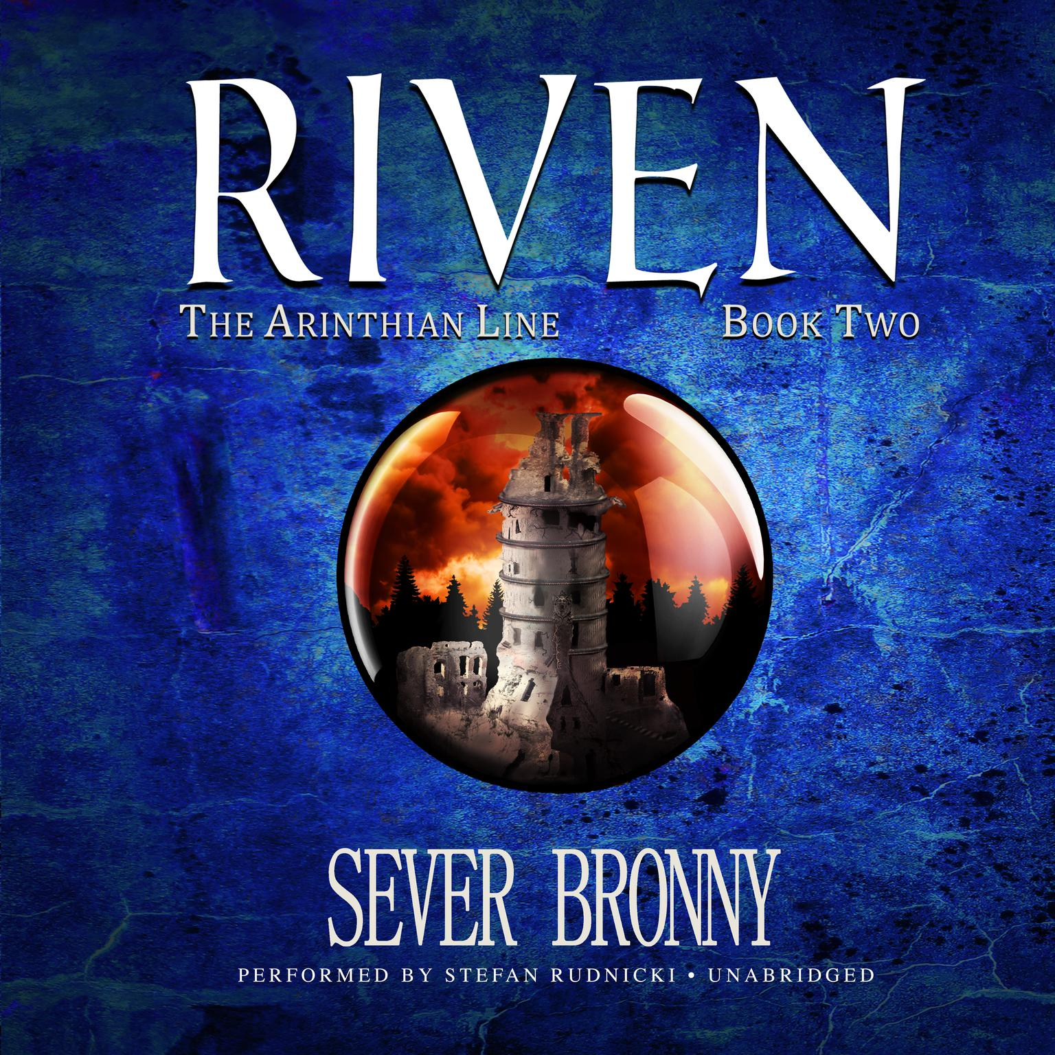 Printable Riven Audiobook Cover Art
