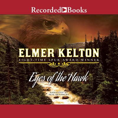 Eyes of a Hawk Audiobook, by Elmer Kelton