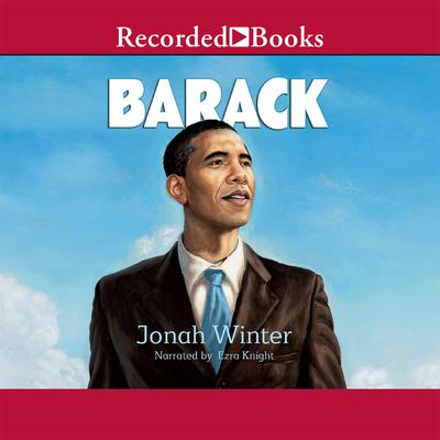 Barack Audiobook, by Jonah Winter