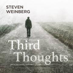 Third Thoughts Audiobook, by Steven Weinberg