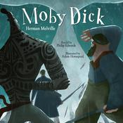 Moby Dick Audiobook, by Philip Edwards