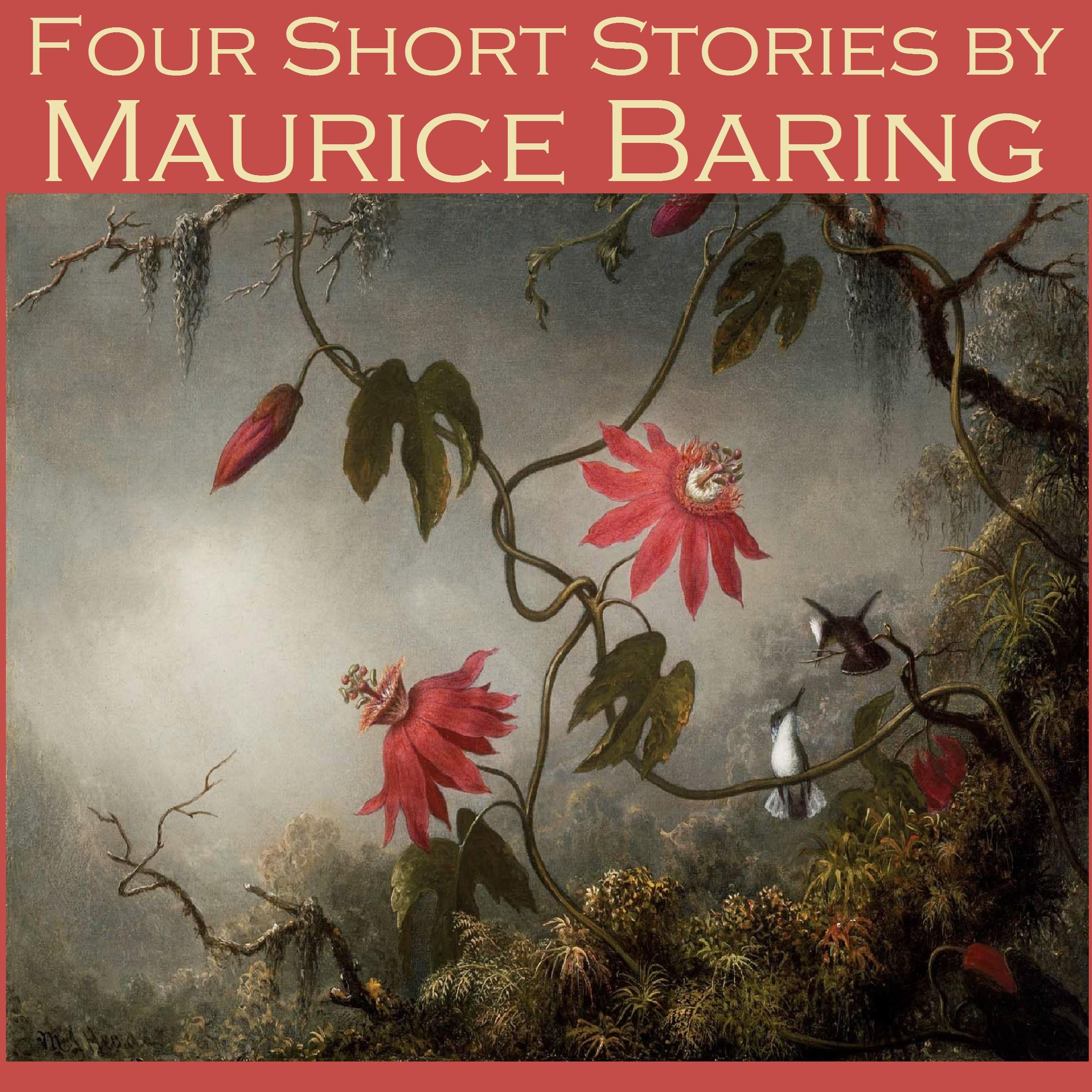 Printable Four Short Stories by Maurice Baring Audiobook Cover Art