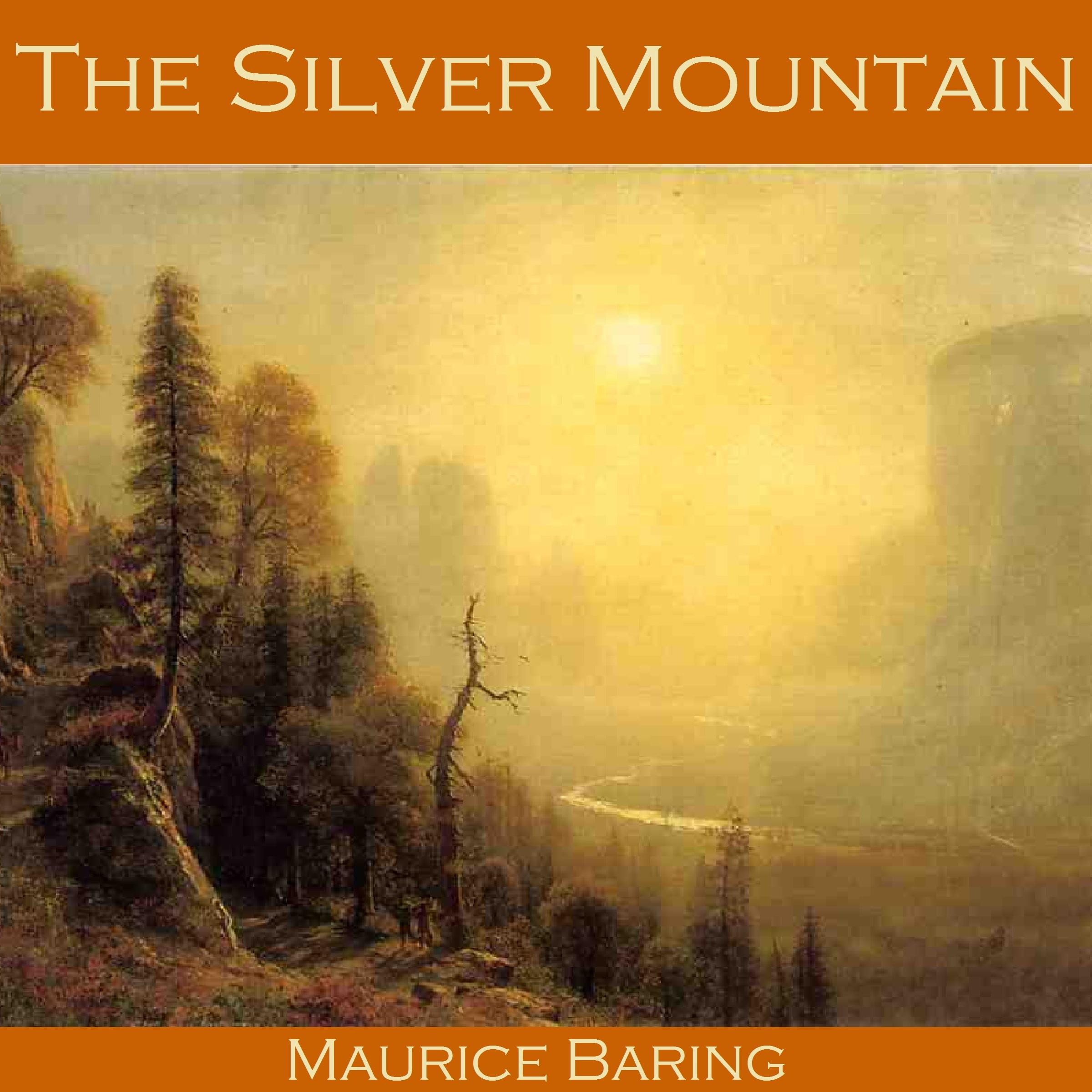 Printable The Silver Mountain Audiobook Cover Art