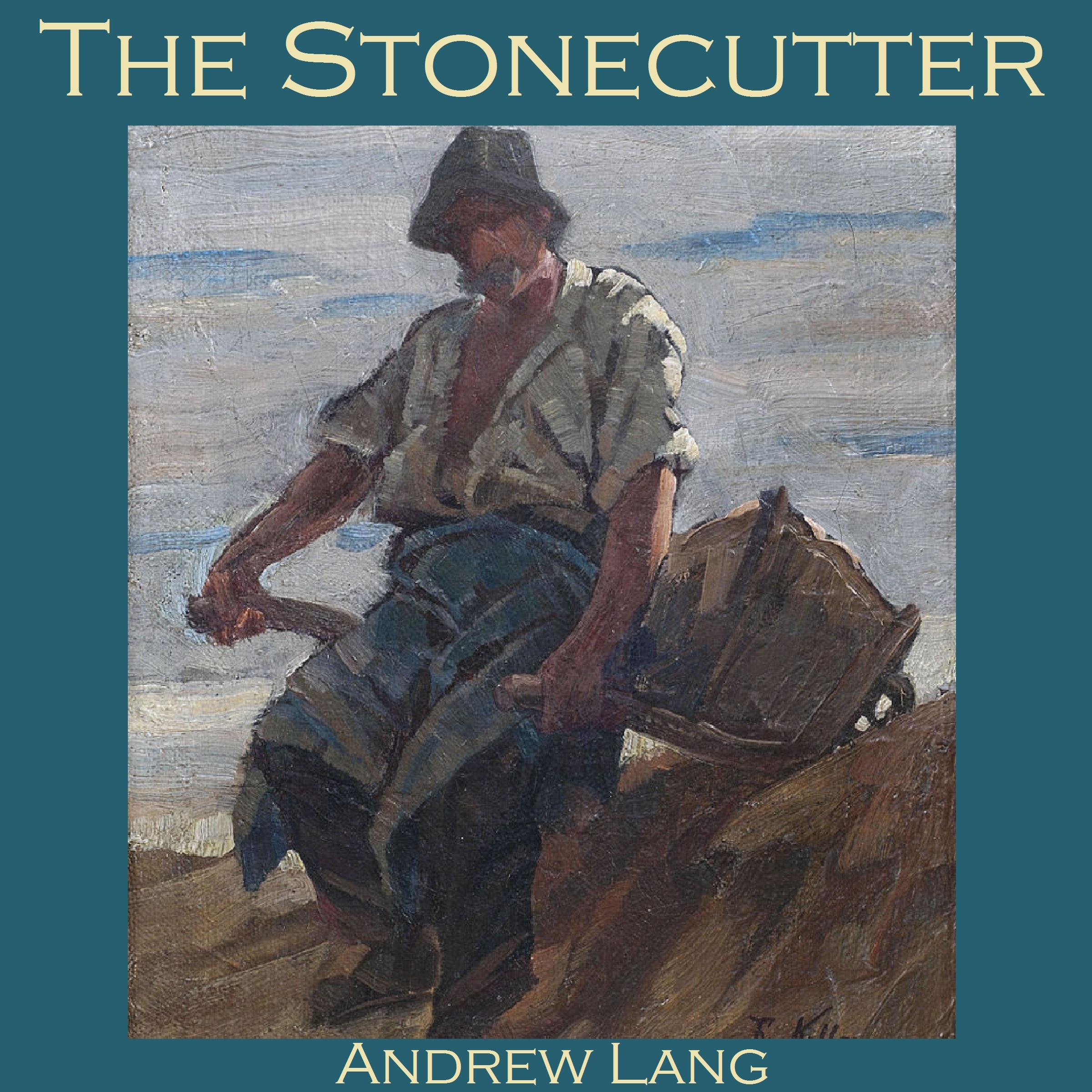 Printable The Stonecutter Audiobook Cover Art