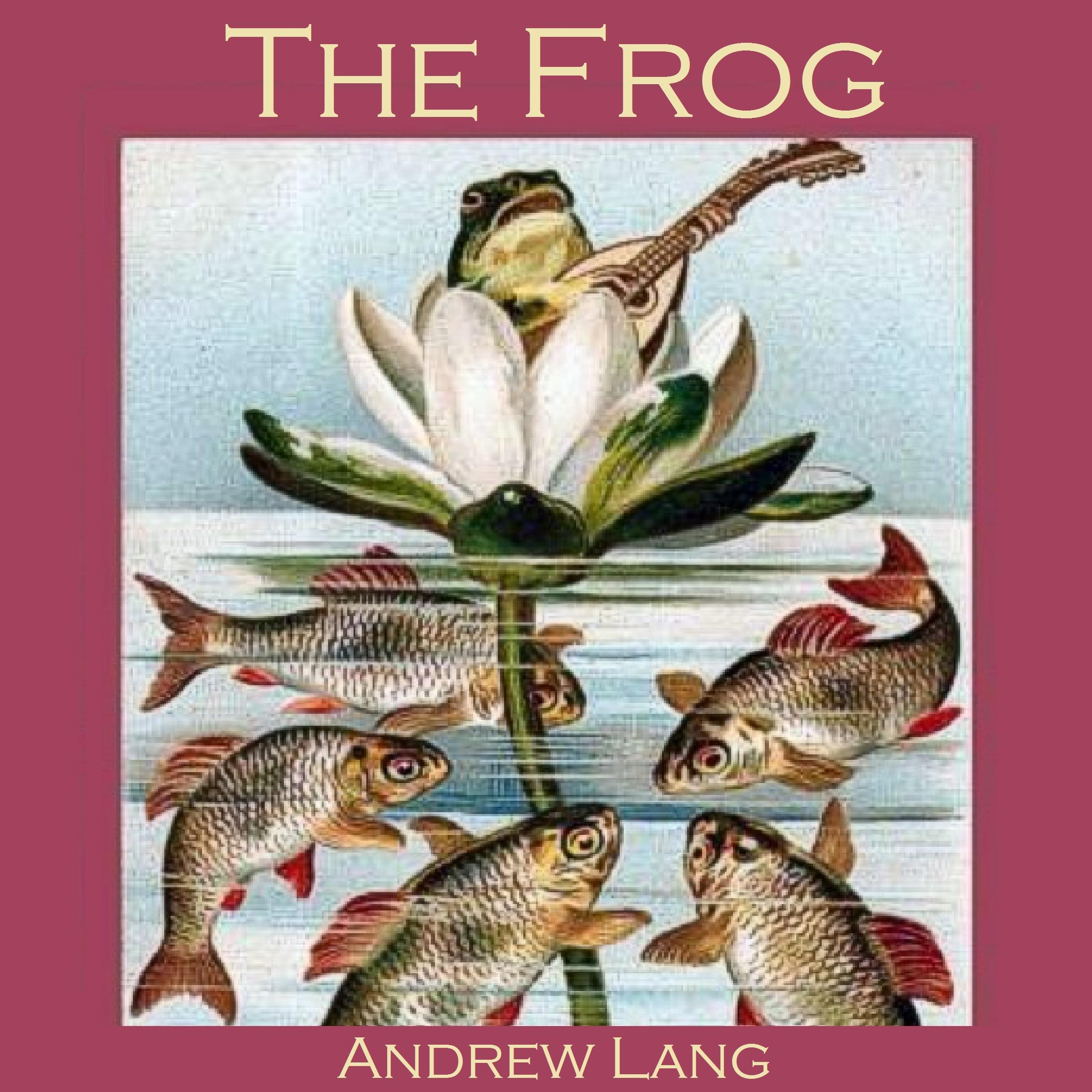 Printable The Frog Audiobook Cover Art