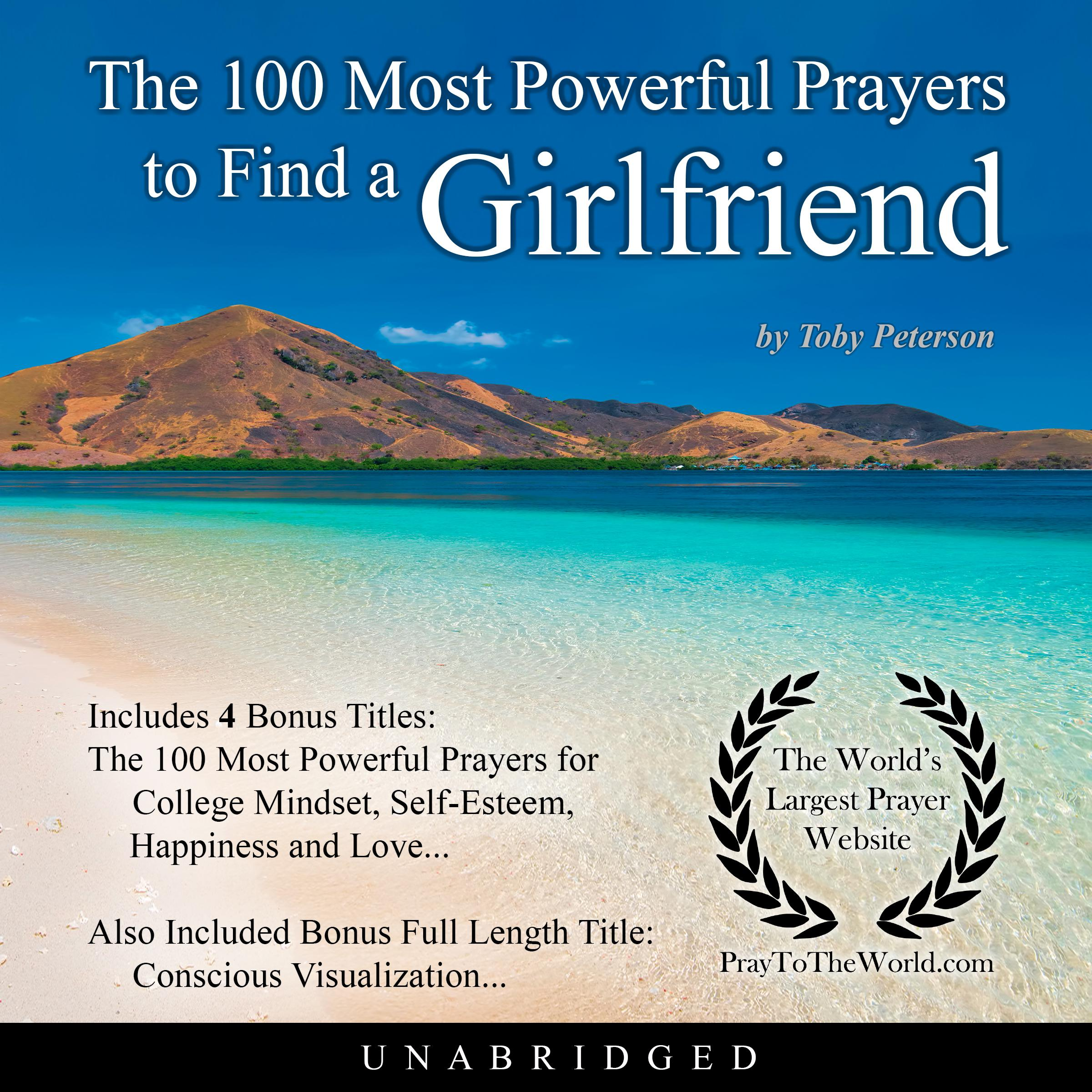 The 100 most powerful prayers to find a girlfriend audiobook extended audio sample the 100 most powerful prayers to find a girlfriend audiobook by toby peterson altavistaventures Gallery