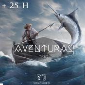 + 25 H AVENTURAS III Audiobook, by Mario Escobar