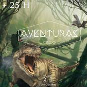 + 25 H AVENTURAS V Audiobook, by Jack London, Edgar Rice Burroughs, Joseph Conrad, Alejandro Khan