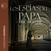 Los espías del Papa Audiobook, by Eric Frattini