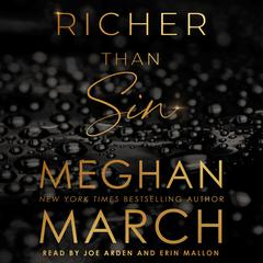 Richer Than Sin Audiobook, by Meghan  March