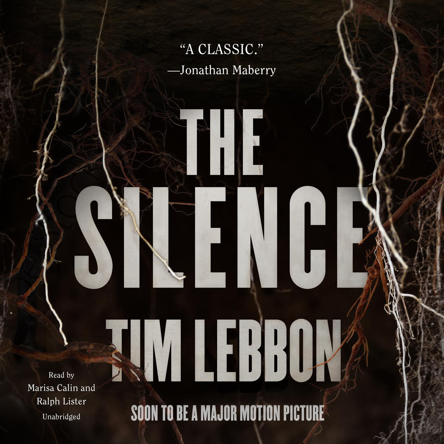Printable The Silence Audiobook Cover Art