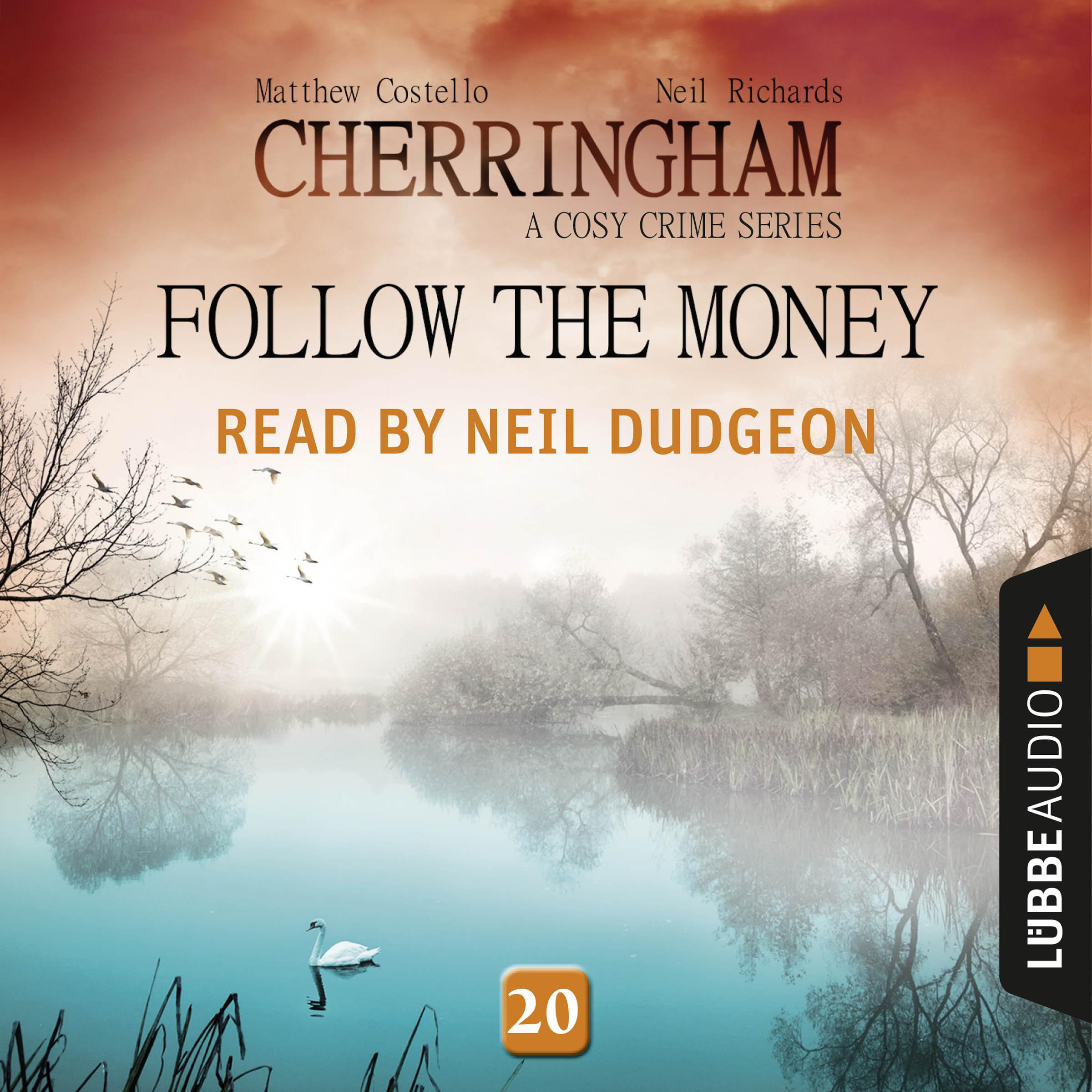 Printable Follow the Money: Cherringham, Episode 20 Audiobook Cover Art