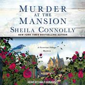 Murder at the Mansion Audiobook, by Sheila Connolly