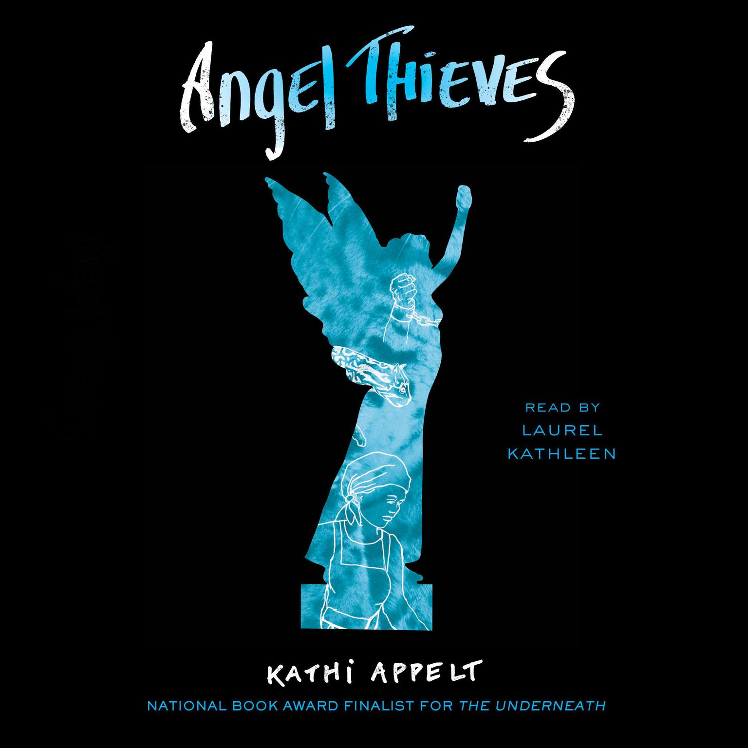 Printable Angel Thieves Audiobook Cover Art
