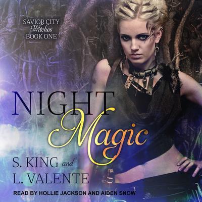 Night Magic: A Reverse Harem Paranormal Romance Audiobook, by L. Valente