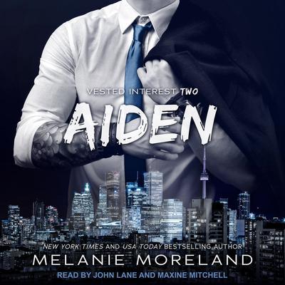 Aiden Audiobook, by Melanie Moreland