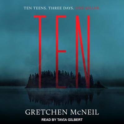 Ten Audiobook, by Gretchen McNeil