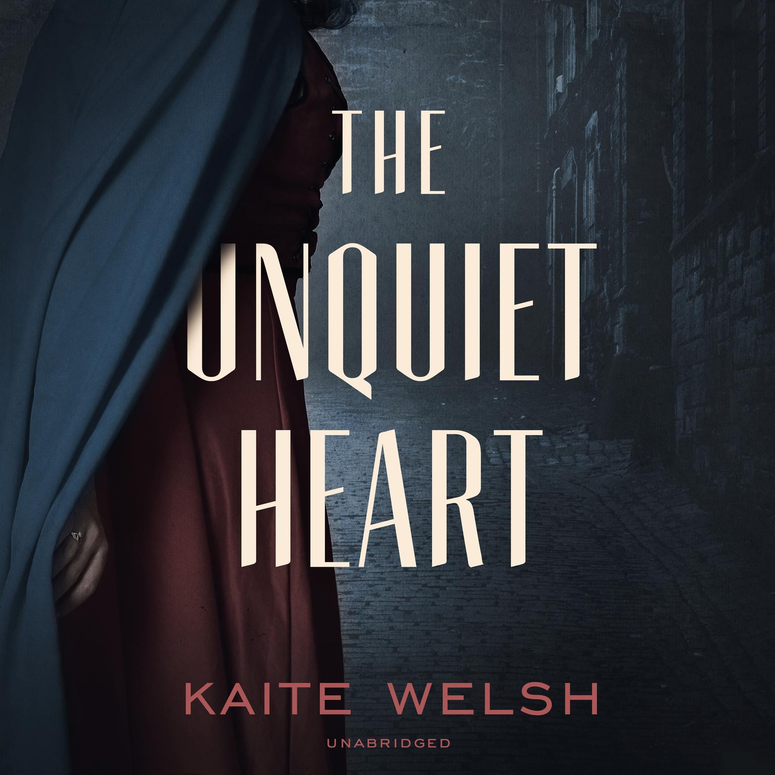 Printable The Unquiet Heart Audiobook Cover Art