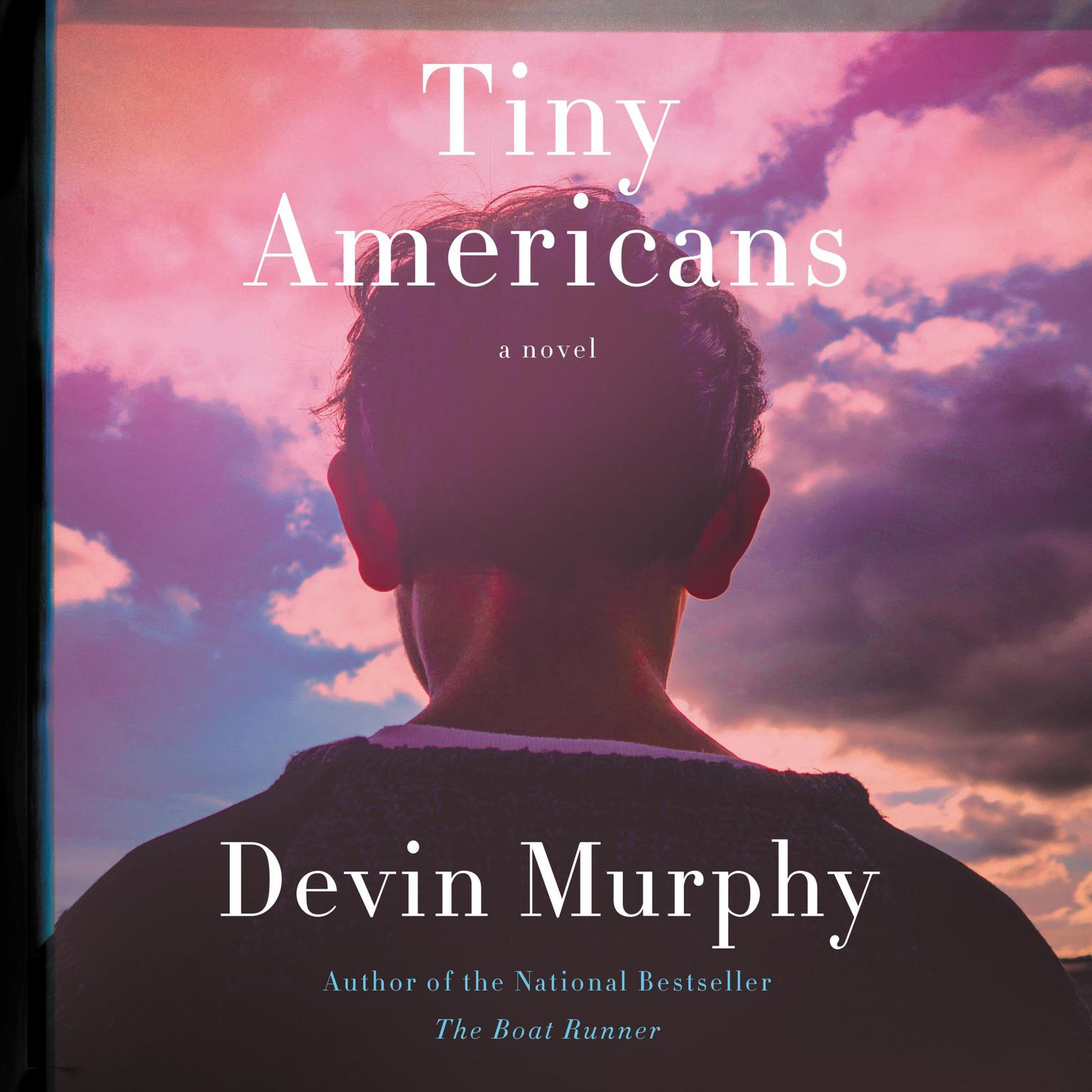Printable Tiny Americans: A Novel Audiobook Cover Art