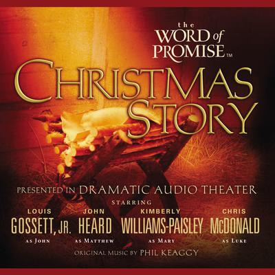 The Word of Promise Audio Bible - New King James Version, NKJV: The Christmas Story Audiobook, by Author Info Added Soon