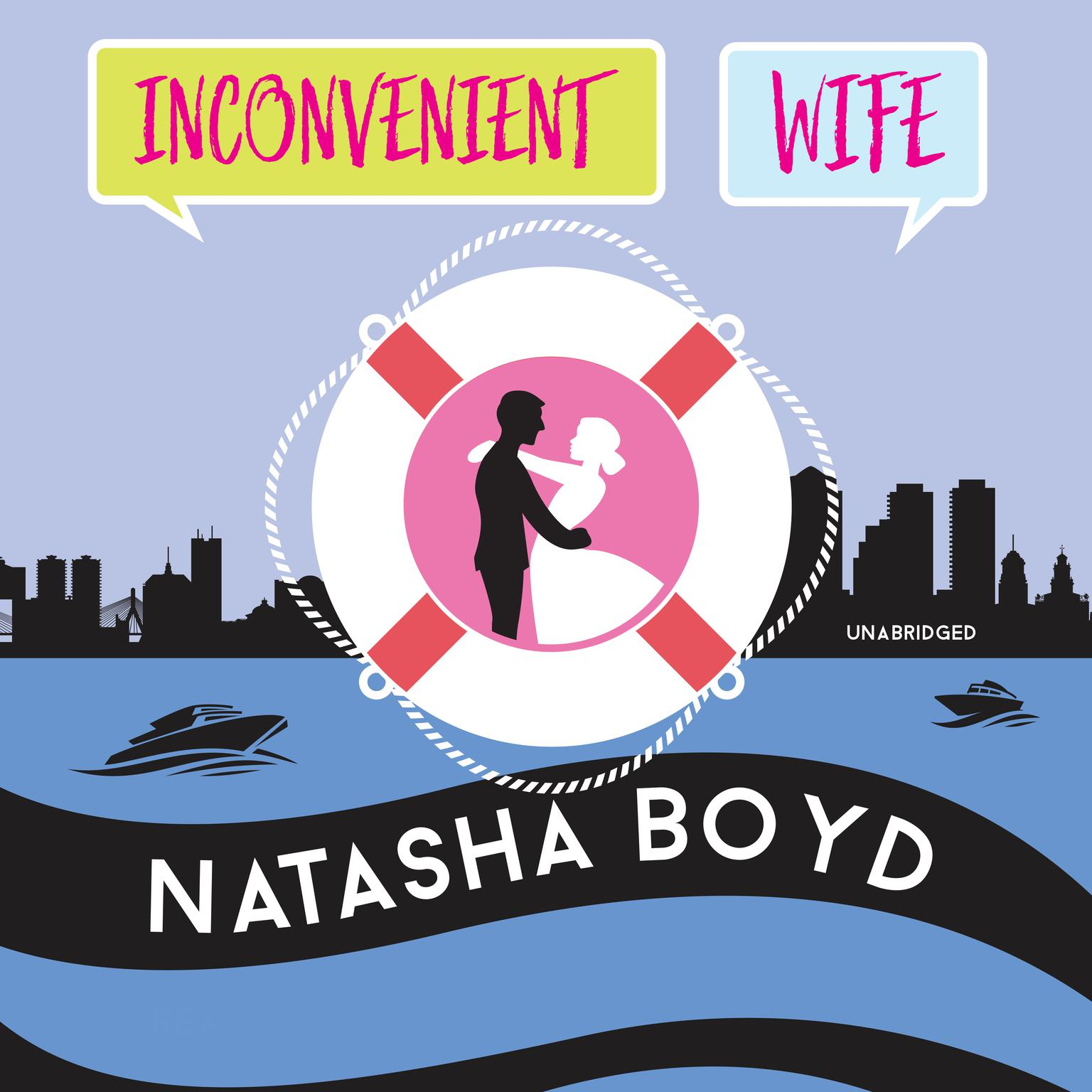 Printable Inconvenient Wife Audiobook Cover Art
