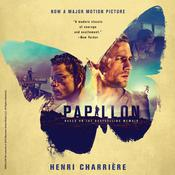 Papillon Audiobook, by Henri Charriere