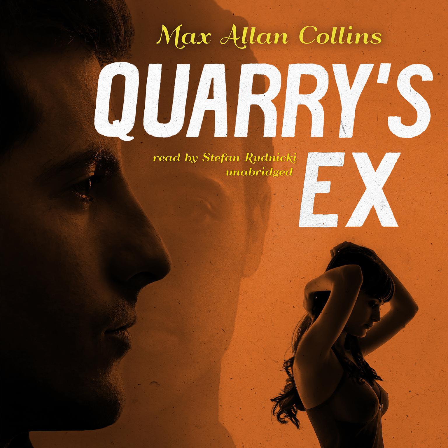 Printable Quarry's Ex Audiobook Cover Art