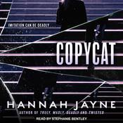 Copycat Audiobook, by Hannah Jayne