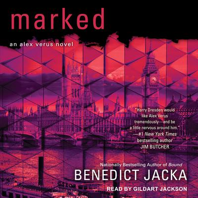 Marked Audiobook, by