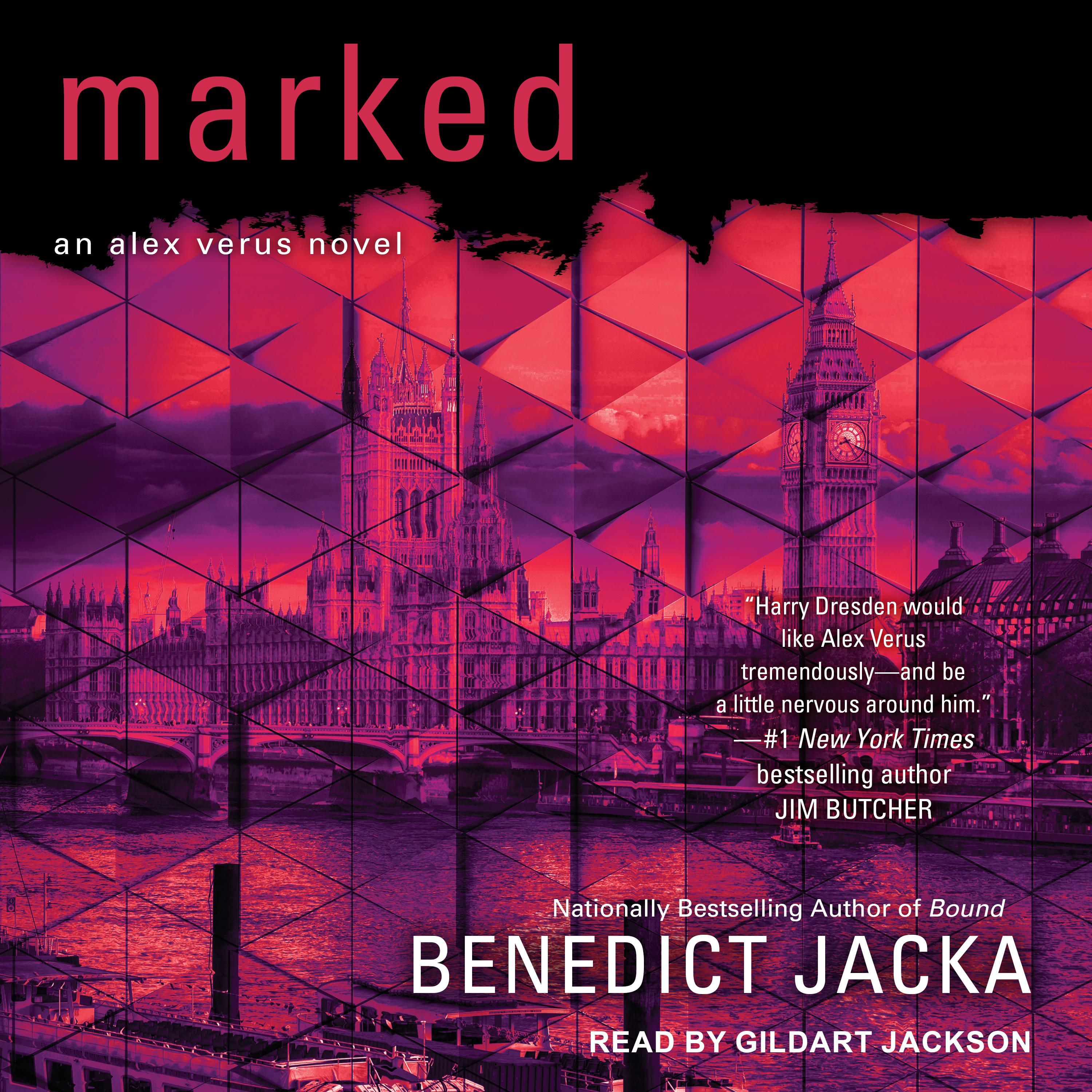Printable Marked Audiobook Cover Art