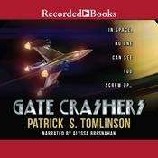 Gate Crashers Audiobook, by Author Info Added Soon