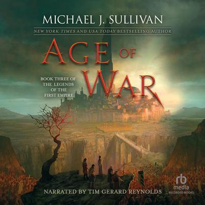 Age of War Audiobook, by Michael J. Sullivan