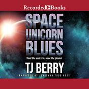 Space Unicorn Blues Audiobook, by Author Info Added Soon