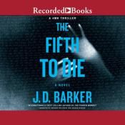 The Fifth to Die Audiobook, by J.D. Barker|