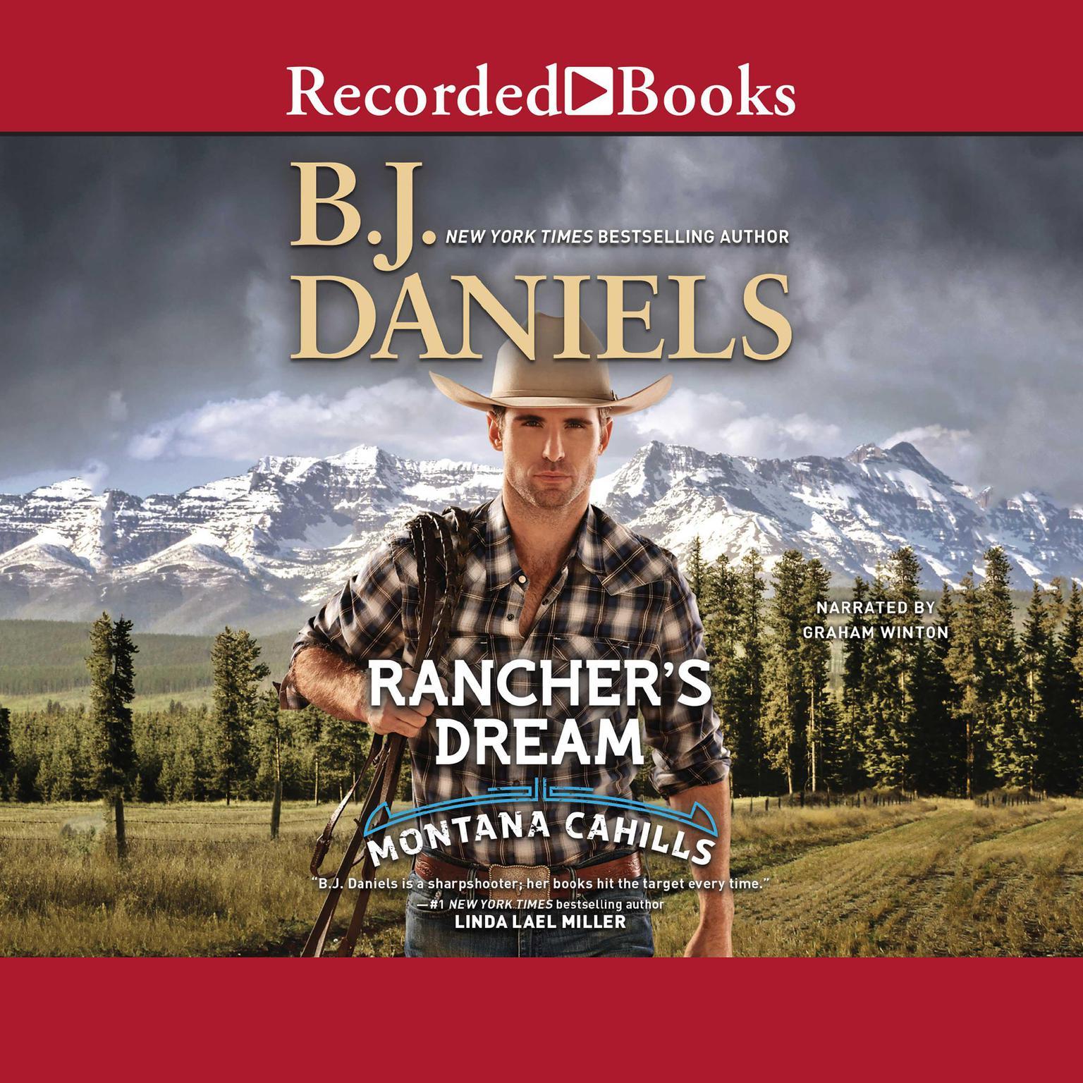 Printable Rancher's Dream Audiobook Cover Art