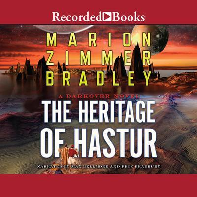 The Heritage of Hastur Audiobook, by Marion Zimmer Bradley