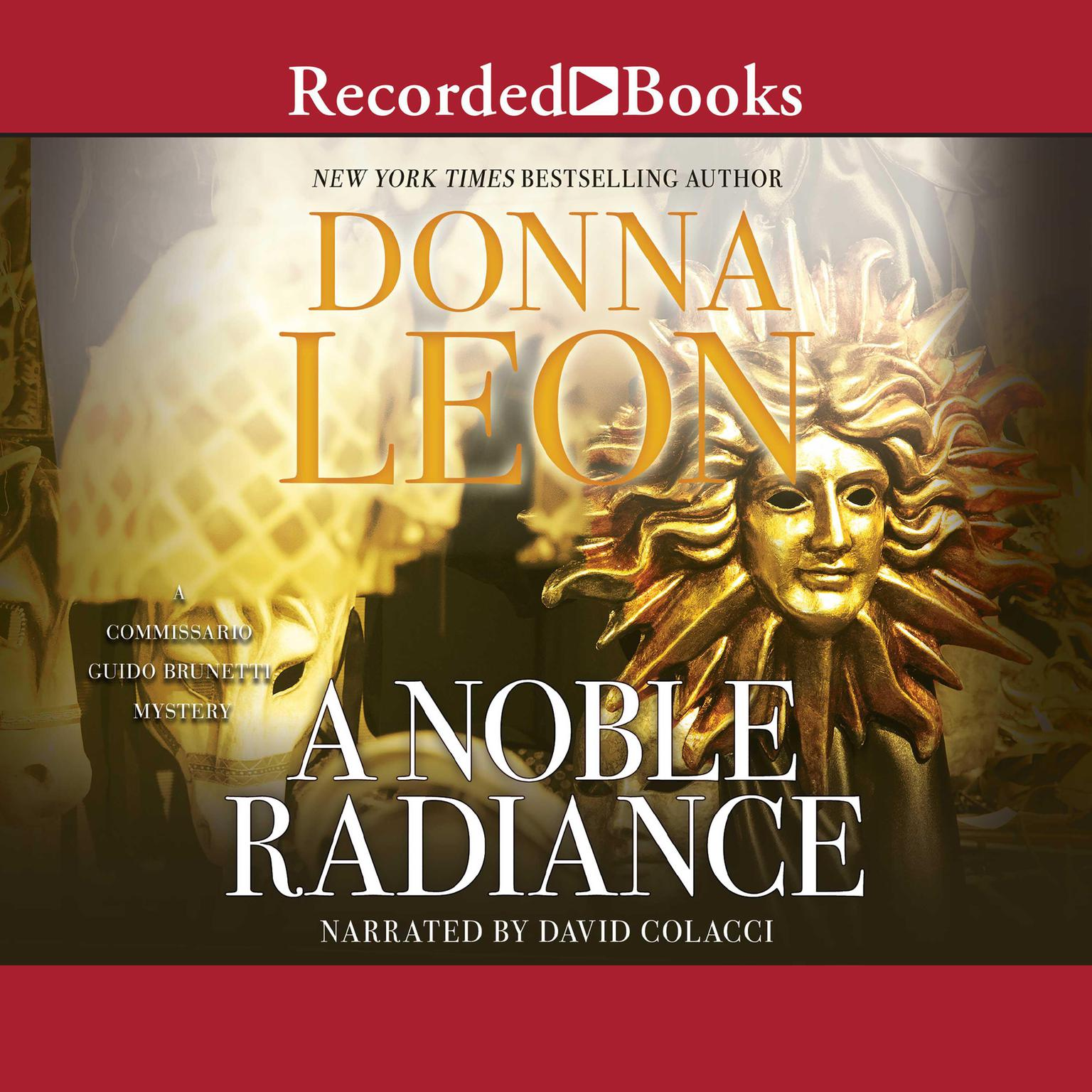 Printable A Noble Radiance Audiobook Cover Art