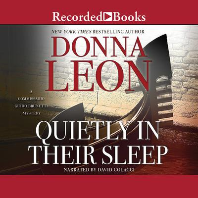 Quietly in Their Sleep Audiobook, by Donna Leon