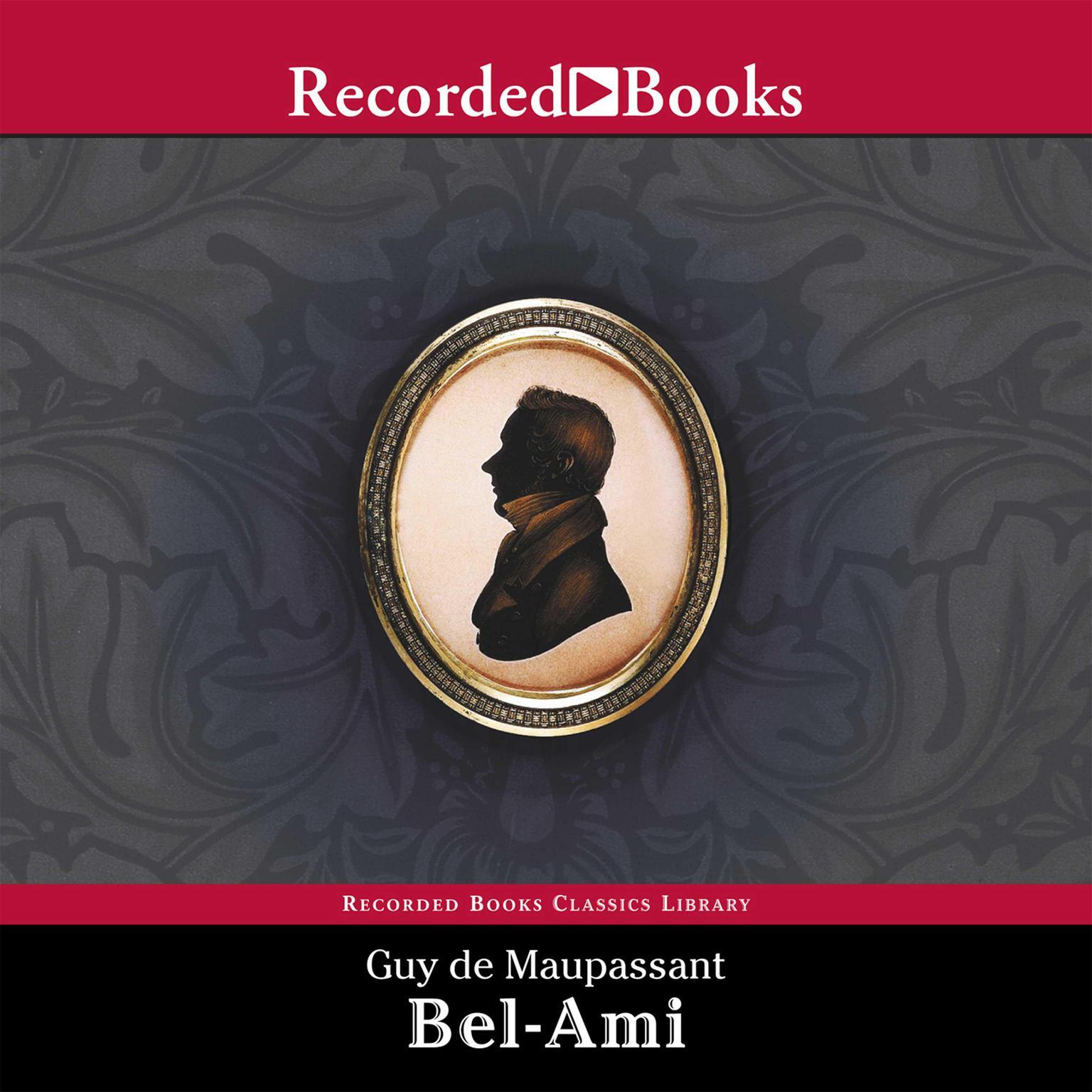 Printable Bel Ami Audiobook Cover Art