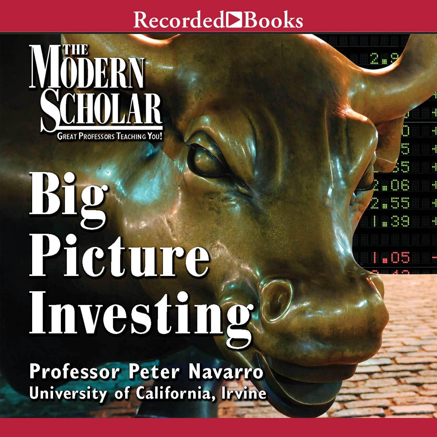 Printable Big Picture Investing Audiobook Cover Art