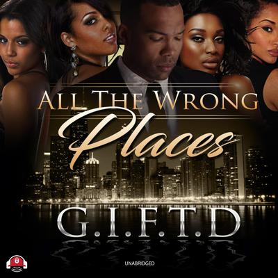 All the Wrong Places Audiobook, by G. I. F. T. D