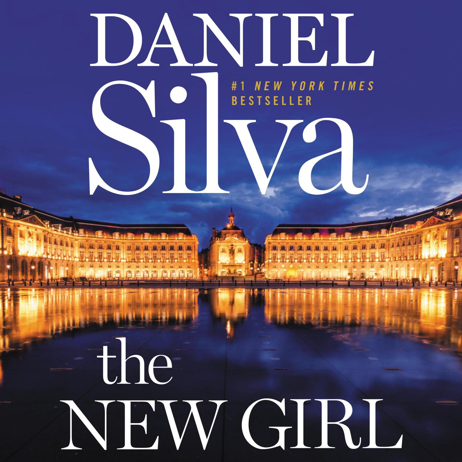 Printable The New Girl: A Novel Audiobook Cover Art