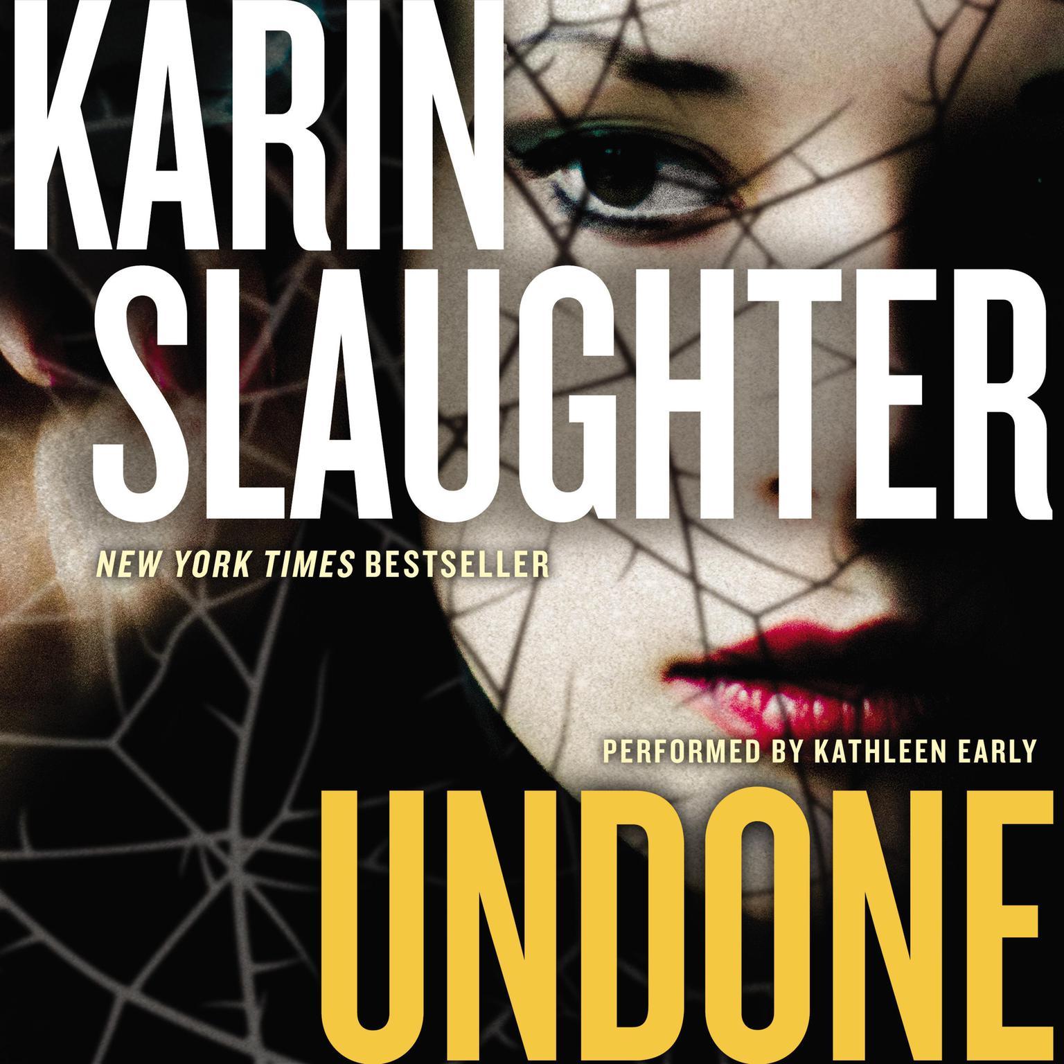 Printable Undone: A Novel Audiobook Cover Art
