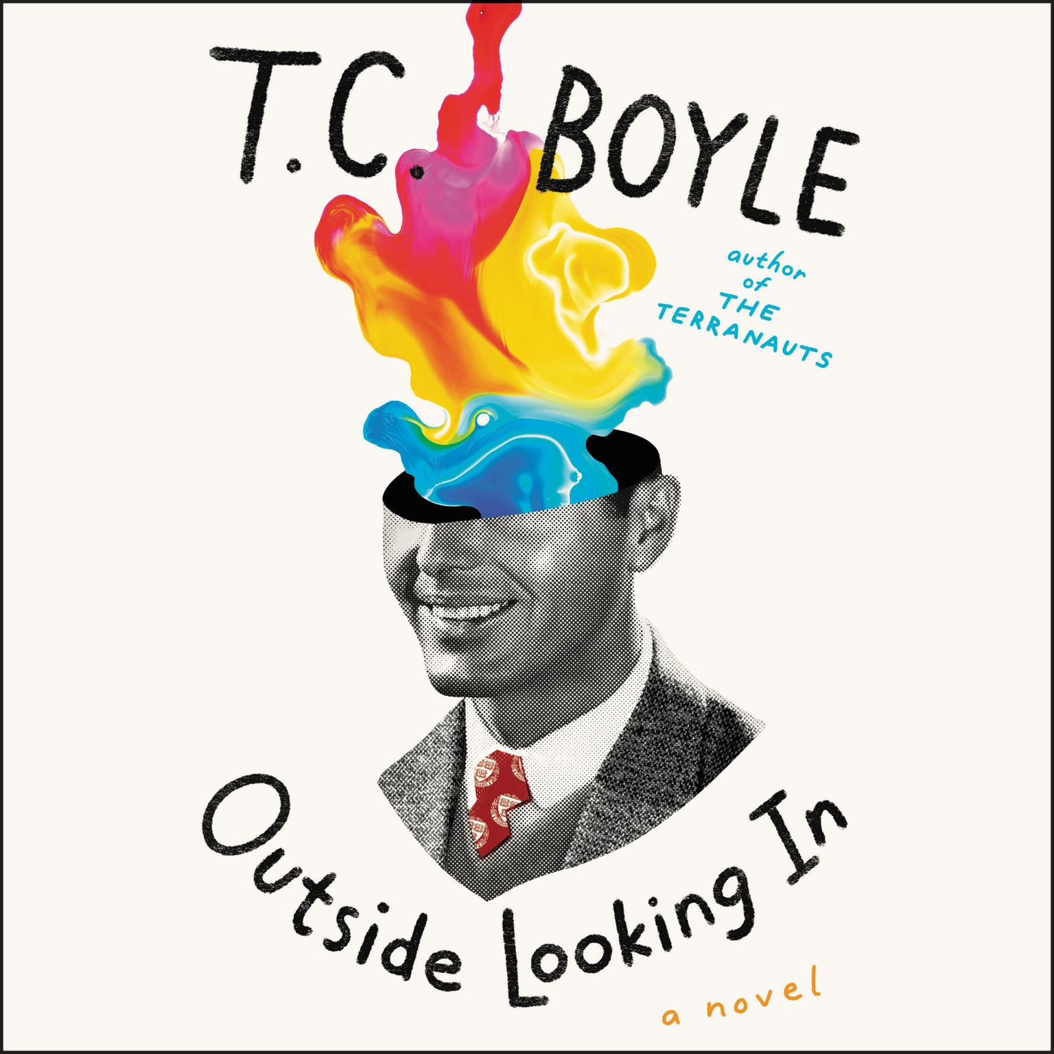 Printable Outside Looking In: A Novel Audiobook Cover Art