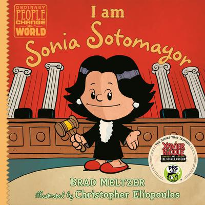 I am Sonia Sotomayor Audiobook, by Brad Meltzer
